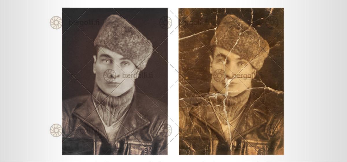 Valokuvien restaurointi
